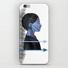 Built for This iPhone Skin