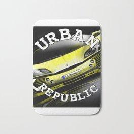 supercar By HS Design Bath Mat