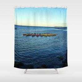 Sail It Shower Curtain