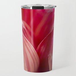 Chrysanthemum Flower Travel Mug