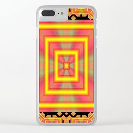 Doorway to Hell Clear iPhone Case
