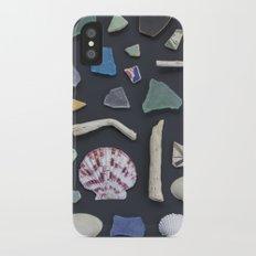 Ocean Study No. 1 Slim Case iPhone X
