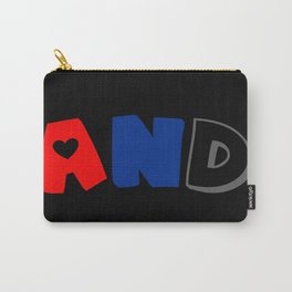 And (Polyamory) Carry-All Pouch