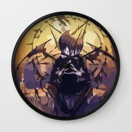 Who's laughting now? Wall Clock