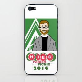 Parish Picnic_001 iPhone Skin