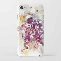 earthbound iPhone & iPod Cases featuring Summer Nights by Travis Clarke