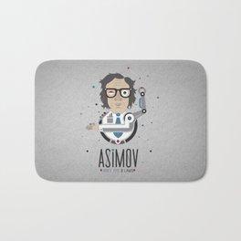 """""""Asimov's Laws"""" Bath Mat"""