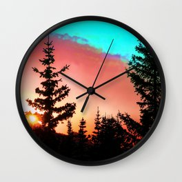 Mysteries, Yes Wall Clock