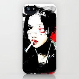 Shiina Ringo - Japanese singer iPhone Case