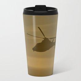 Coast Guard Power Travel Mug