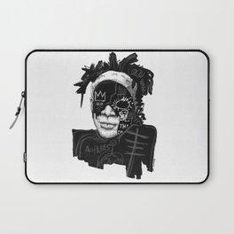 Jean-Michel Basquiat Laptop Sleeve