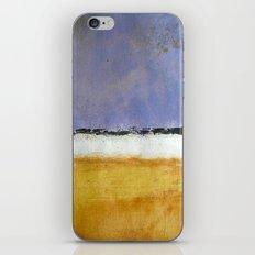 Mark Rothko Interpretation Acrylics On Paper iPhone & iPod Skin