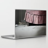 cardinal Laptop & iPad Skins featuring CARDINAL by MACHINEGUN