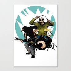 KERRANG! Canvas Print
