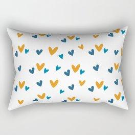 Butterflarium (3) Rectangular Pillow