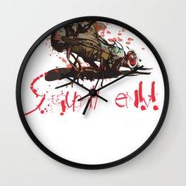 Squash em! Wall Clock