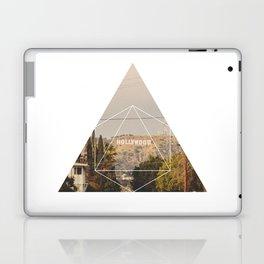 Hollywood Sign - Geometric Photography Laptop & iPad Skin