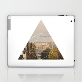 Hollywood Sign - Geometric Photography Laptop & iPad Skin