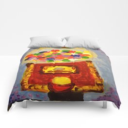 Sugar Rush Comforters
