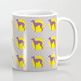Italian Greyhound - Pattern One Coffee Mug