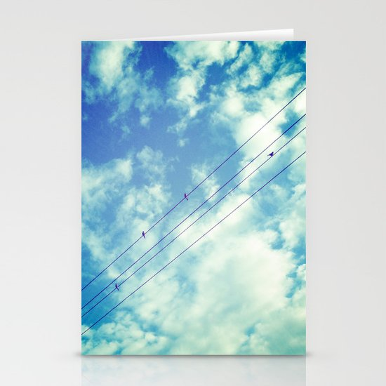 Charging Stationery Cards