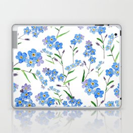 forget me not Laptop & iPad Skin