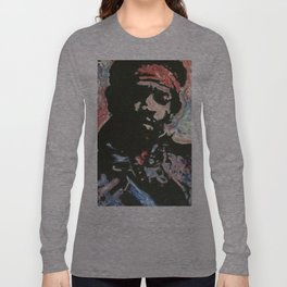 Star Spangled Banner Long Sleeve T-shirt