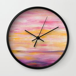 Illusion Wall Clock