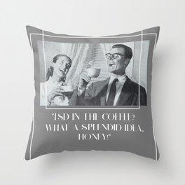 Splendid Idea Throw Pillow