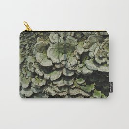 Forest Mushrooms Carry-All Pouch