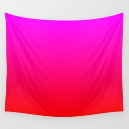 Be My Valentine Ombre Wall Tapestry