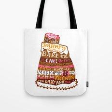 Pat A Cake Tote Bag