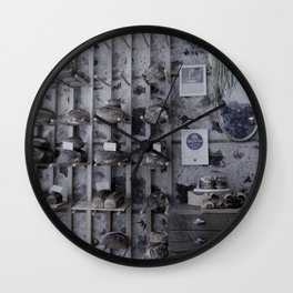 The Cake And Bread Shop Wall Clock