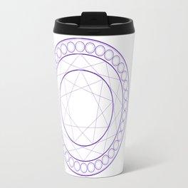 Anime Magic Circle Travel Mug