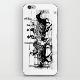 Taylorsville Rodeo iPhone Skin