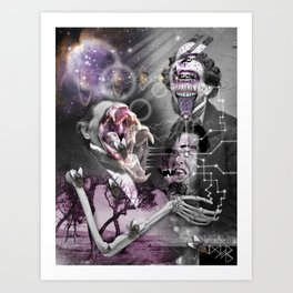 """The Death Of Angels"" Art Print"