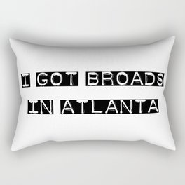 BROADS 2 Rectangular Pillow