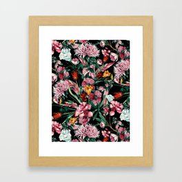 RPE SEAMLESS FLORAL IX Framed Art Print