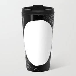 The Black Rabbit Travel Mug
