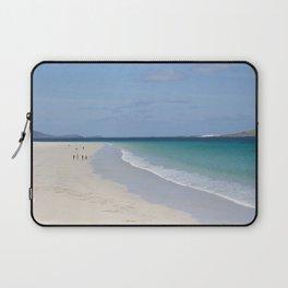 Beach 3 Lewis and Harris 3 Laptop Sleeve