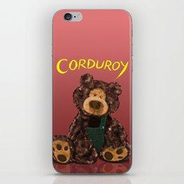 Corduroy iPhone Skin