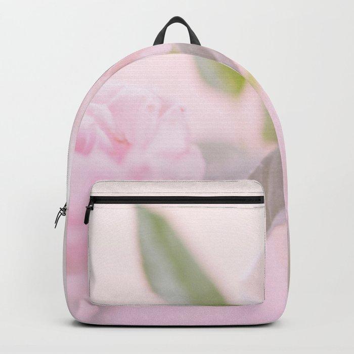 Good morning beautiful - soft mood - touch of romance - #Society6 #buyart Backpack