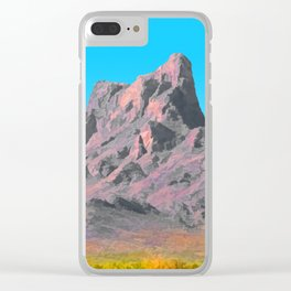 New Day Always Clear iPhone Case