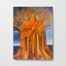 The Tree of Despair Metal Print
