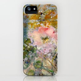 Evening Rose iPhone Case