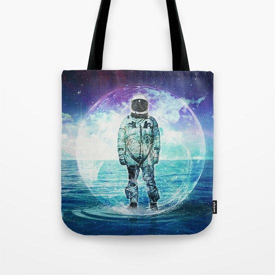 In high sea Tote Bag
