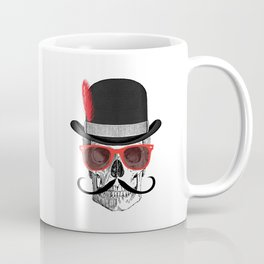 Cool Skull Coffee Mug
