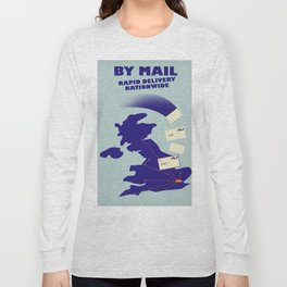 By Mail Long Sleeve T-shirt