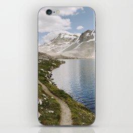 High Sierra Lake iPhone Skin
