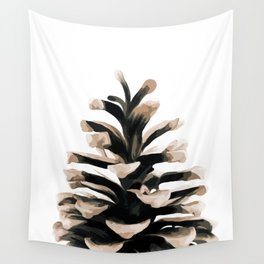 Pinecone Wall Tapestry